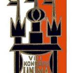 Logo du congrès de Varsovie (Pologne), 1962