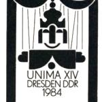 Logo du congrès de Dresde (Allemagne), 1984