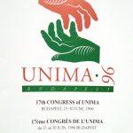 Logo du congrès de Budapest (Hongrie), 1984