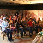 Dadi Pudumjee con los socios de la UNIMA Egipto