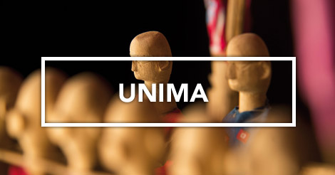 Inauguration of the UNIMA space