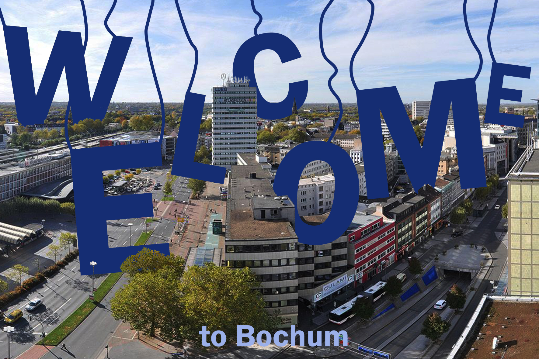 Welcome to Bochum