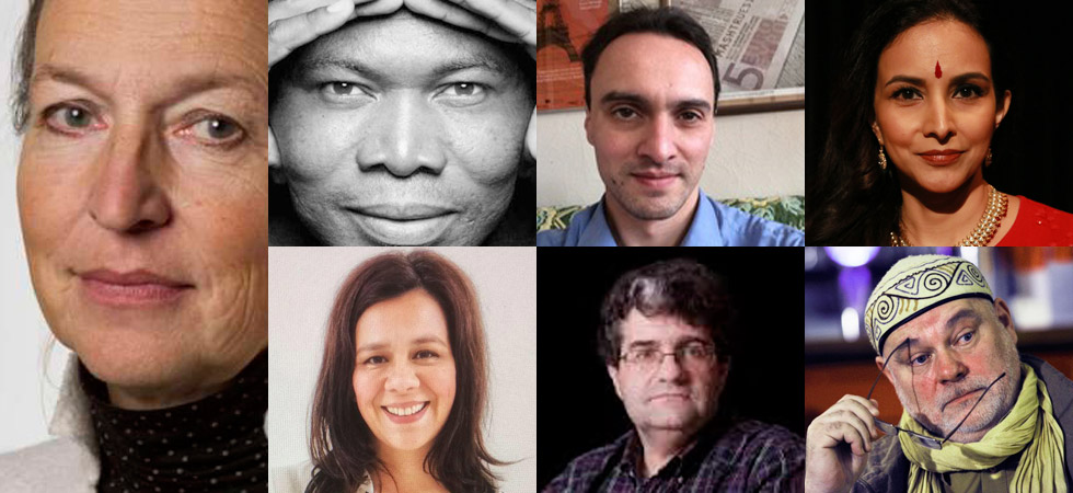 Jury Young Authors 2018