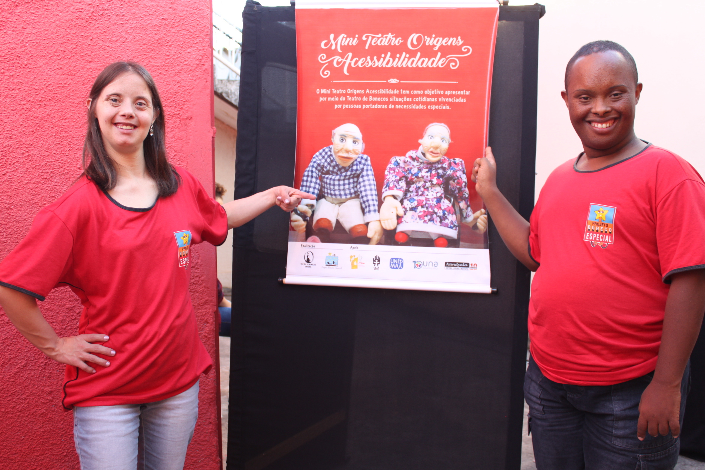 Séminaire de Marionnette et Thérapie de Belo Horizonte