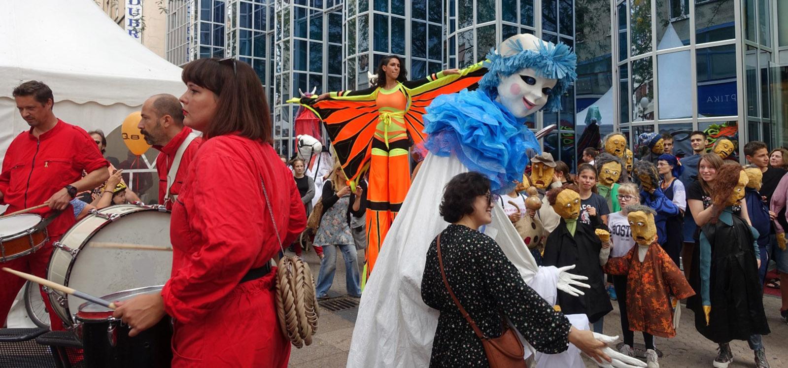52e Festival International de Théâtre de Marionnettes – PIF