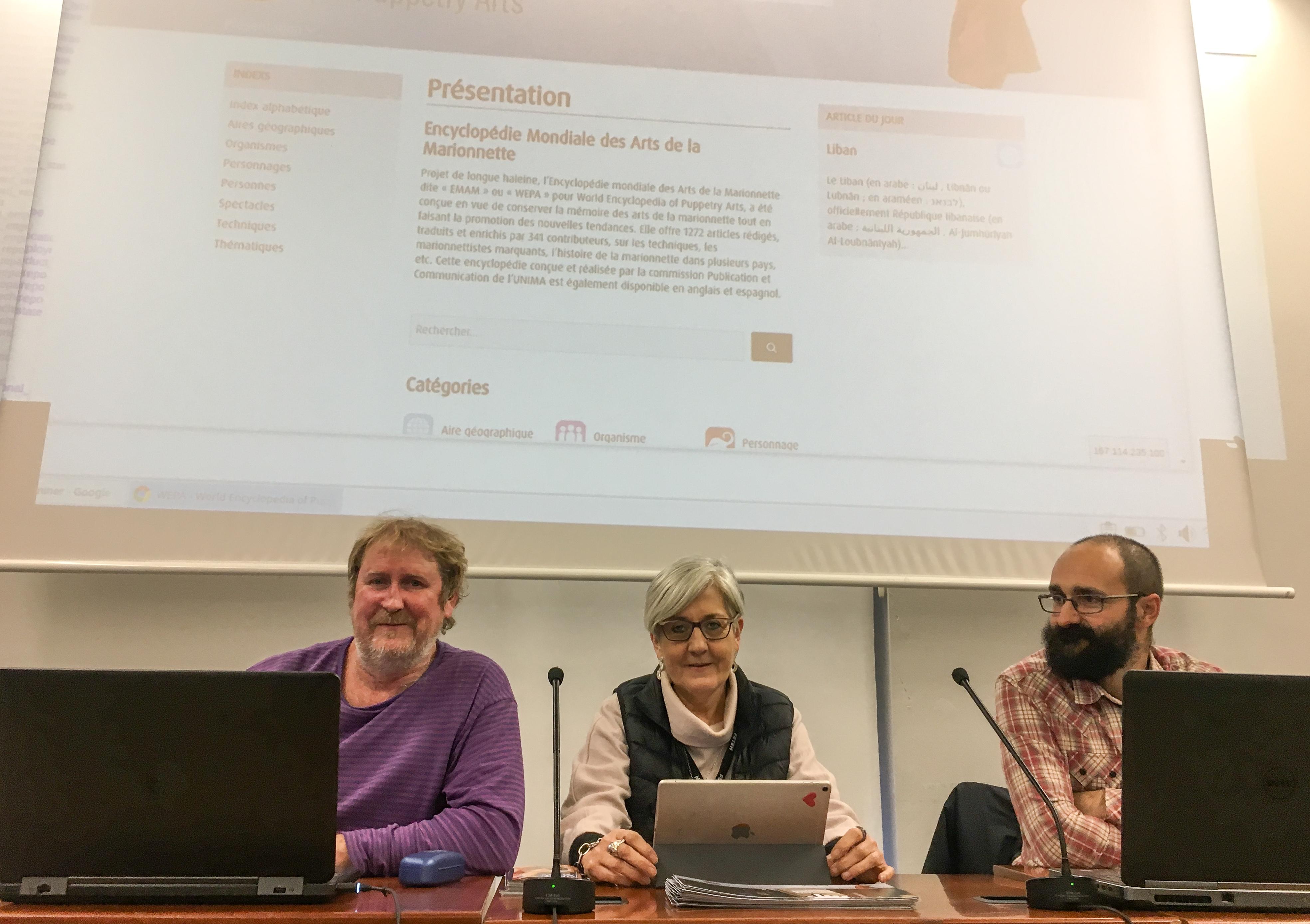 WEPA Presentacion España