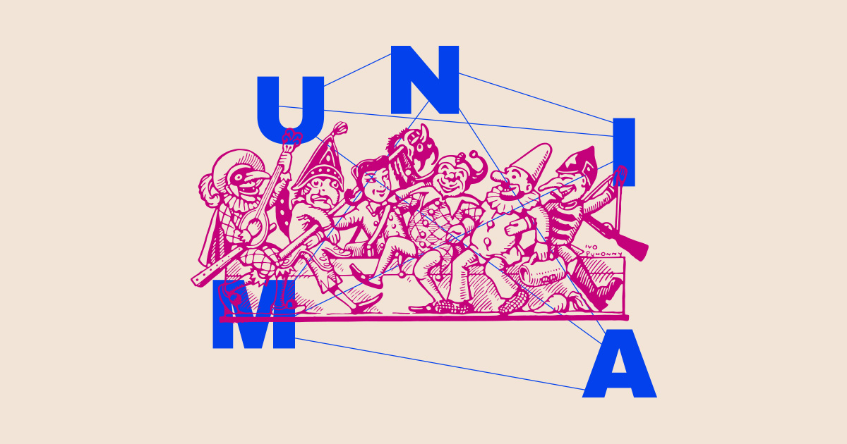 Poster of the crowdfunding campaign of the 90th anniversariy of UNIMA